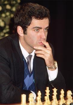 Gary Kasparov Legenda Catur Dunia